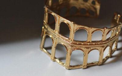 Co.Ro. Jewels, l'architettura pronta da indossare