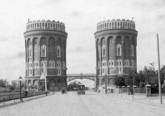 Krestovsky Water Towers