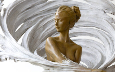 Tra Oriente e Occidente, le sculture realistiche di Luo Li Rong