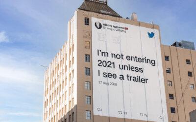 """""""ROAST 2020. GO"""". La campagna di Twitter per esorcizzare l'anno del terrore"""