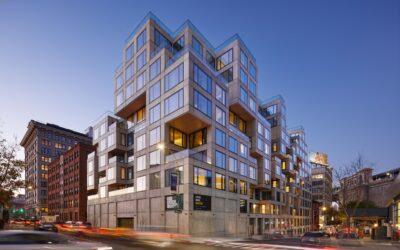 Architettura residenziale a Brooklyn, ODA New York