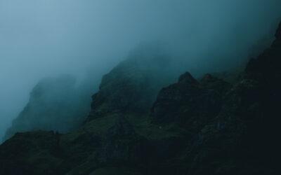 La luce scura delle montagne  islandesi, Jan Erik Waider
