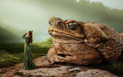 Le creature giganti di Pavel Protsenko
