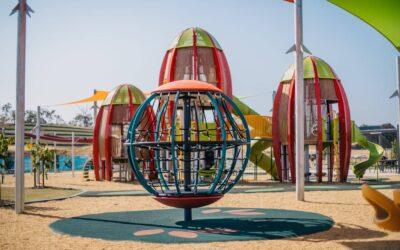 6 Esempi di playground urbani progettati da architetti