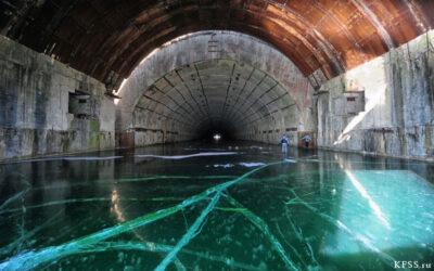 Il rifugio per sottomarini in eterna attesa
