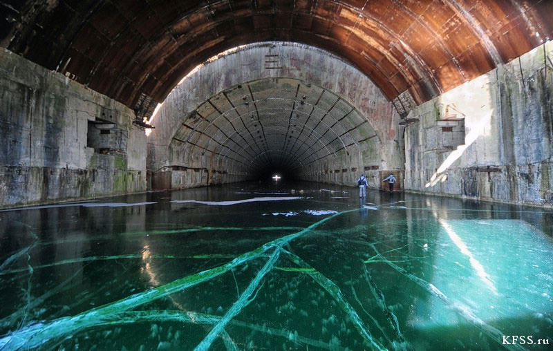 Rifugio per sottomarini