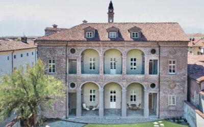 Da palazzo del XIX secolo ad abitazione contemporanea