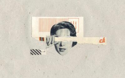 I collages minimalisti di Fitacola