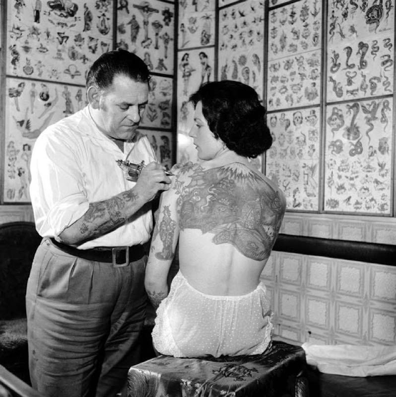 Tatuaggi novecento