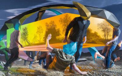 Le visioni neo-surrealiste di Jean-Pierre Roy