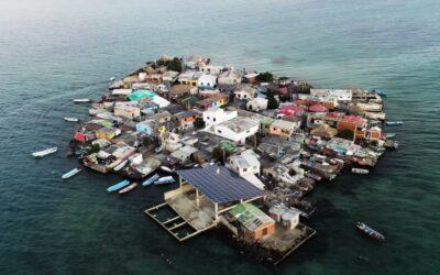 L'isola più densamente popolata al mondo, Santa Cruz del Islote
