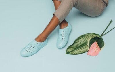 Le scarpe fatte con le alghe di Native Shoes