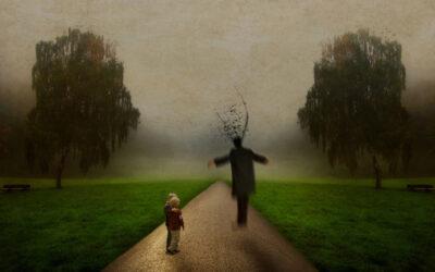 Surrealismo fotografico, le visioni noir di Kaveh Hosseini Steppenwolf