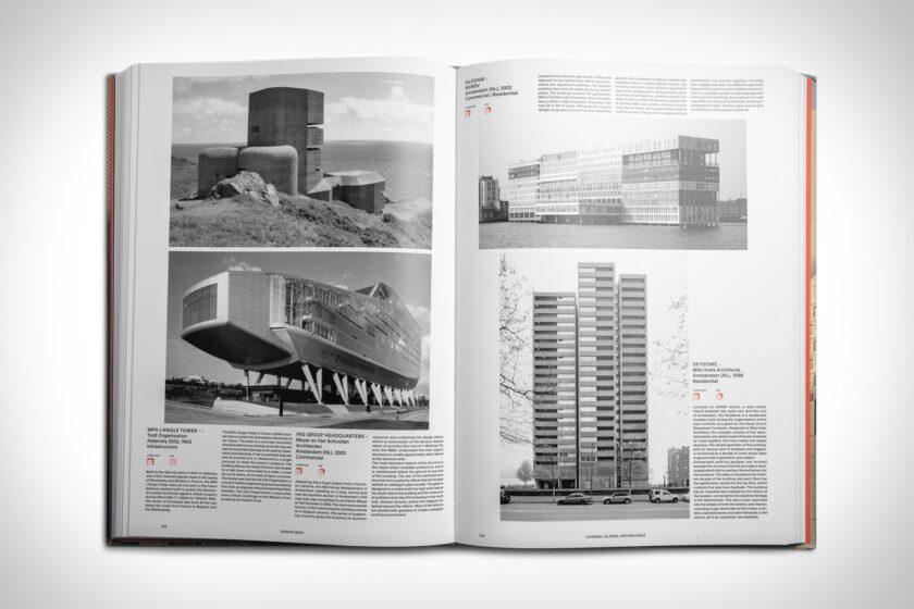 Atlante dell'architettura brutalista