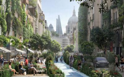 Le città verdi immaginate dallo studio WATG