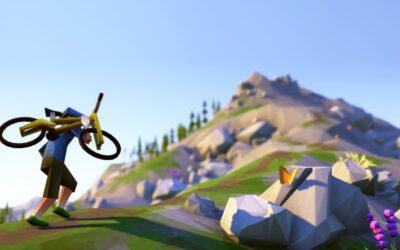 Lonely Mountains, il videogioco per fare Downhill