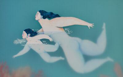 Le illustrazioni tridimensionali di Sonia Alins