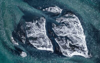 I flussi dei ghiacci di Jan Erik Waider