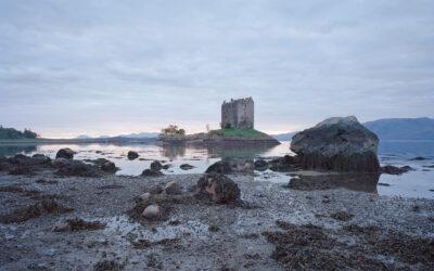 I castelli medioevali europei nelle fotografie di Frédéric Chaubin