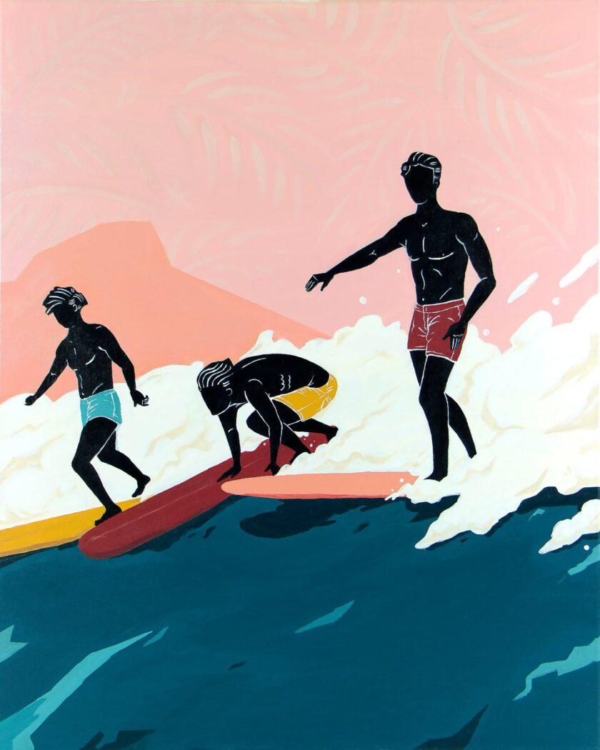 Surf Paintings