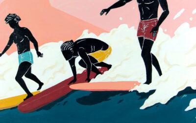 Dipingere il surf, Jack Soren