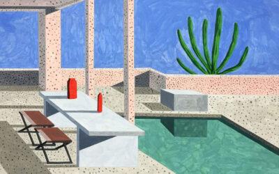 Le case moderniste illustrate da Ana Popescu
