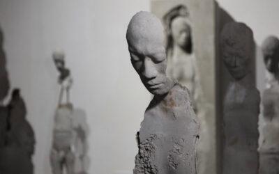 Impermanenza e conflitto interiore, le sculture di Park Ki Pyung
