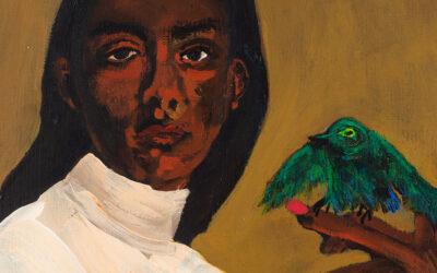 La pittura come espressione dell'Io, i ritratti introspettivi di Danielle McKinney