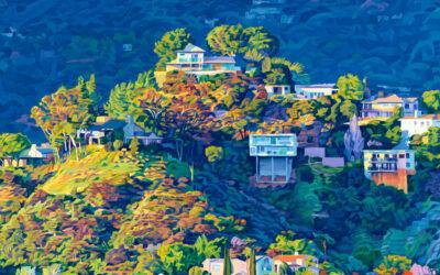 Gli splendenti paesaggi dipinti ad olio di Seth Armstrong