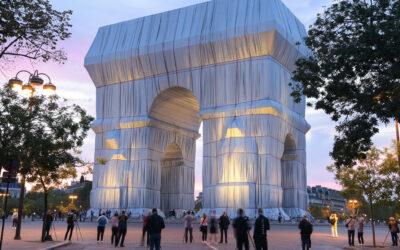 L'immortalità dell'arte. L'Arc de Triomphe secondo Christo