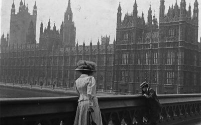 Una Londra di inizio 900 fotografata da un turista russo
