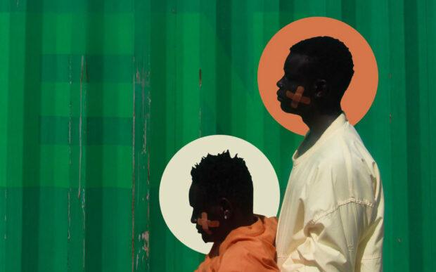 La cultura afroamericana nella fotografia concettuale di Michael Amofah