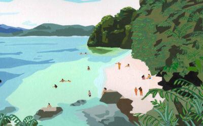 Le cartoline esotiche di Joanne Ho