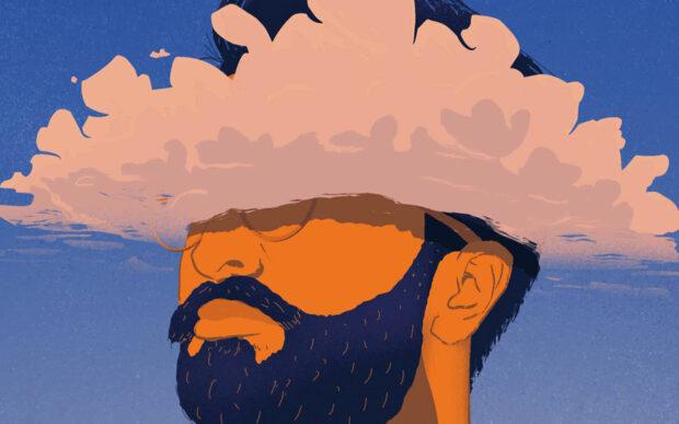 Semplici illustrazioni concettuali di Pablo Tesio