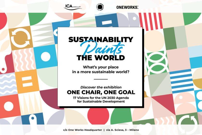 Sustainability Paints the World Fuorisalone 2021