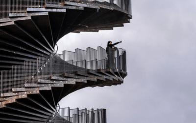 La torre a spirale Marsk di BIG