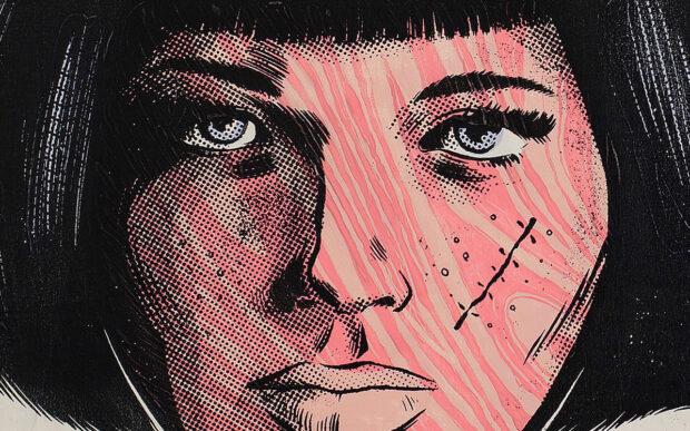 La fantascienza retrò nelle illustrazioni di Andrew Fairclough